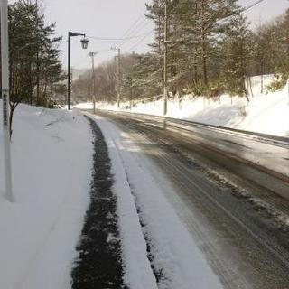 草津雪1月
